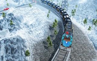 Oil Train Simulator 2019