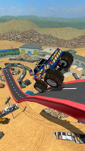 Construction Ramp Jumping - Screenshot 19