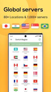 Yoga VPN - Free Unlimited & Secure Proxy & Unblock 5.3.235 Screenshots 3