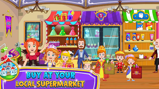 My Little Princess: Shops & Stores doll house Game  screenshots 2
