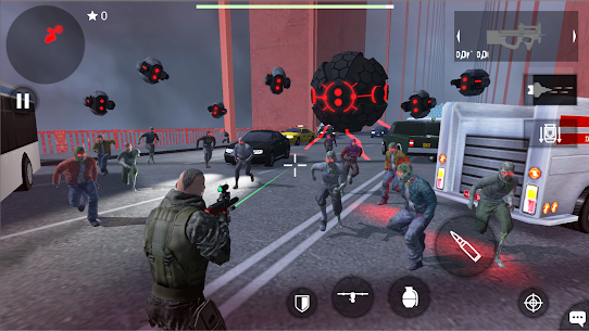 Earth Protect Squad: Third Person Shooting Mod Apk (Free Shopping) 2