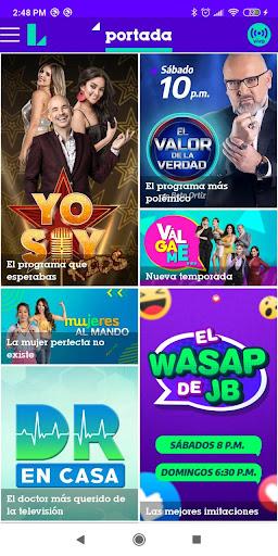 latina screenshot 1