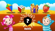 シェイプそして色 - 色彩 子供 ゲームのおすすめ画像3