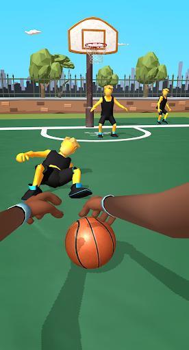 Dribble Hoops Apkfinish screenshots 3
