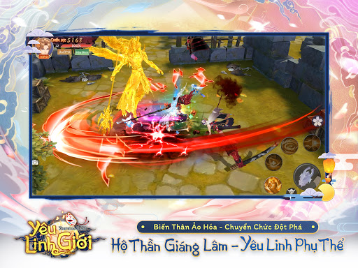 Yu00eau Linh Giu1edbi apkpoly screenshots 15