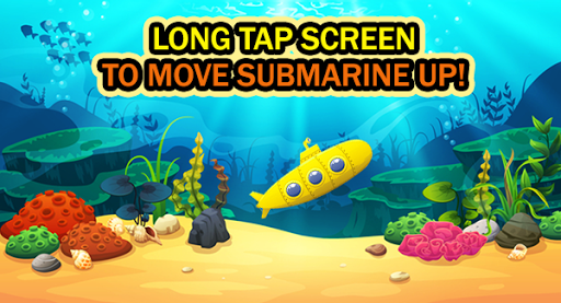 submarine adventure - the deep blue sea screenshot 2