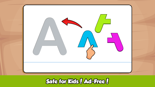 ABC Kids Games - Phonics to Learn alphabet Letters screenshots 4