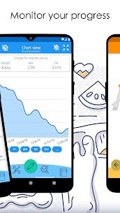 Body Diary Mod Apk Weight Loss Tracker (Full Unlocked) 2