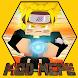 Mod Anime Heroes – Mod Naruto Minecraft PE