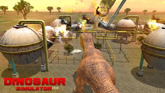 Download Dino World: Wild Attack For Your Pc, Windows and Mac 2