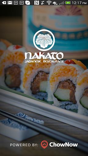nakato japanese restaurant screenshot 1