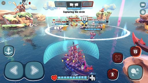 Pirate Code - PVP Battles at Sea 1.2.8 screenshots 7