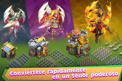 Castle Clash: Dominio del Reino  Screenshots 17