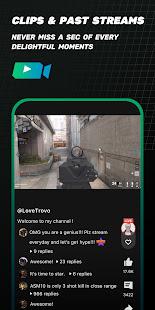 Trovo u2014 Live Stream & Games 1.18.2.63 Screenshots 4