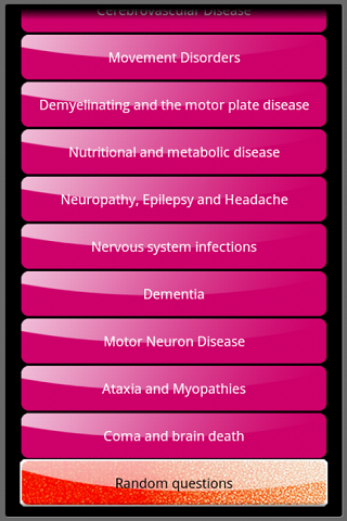 Neurology short questions For PC Windows (7, 8, 10, 10X) & Mac Computer Image Number- 9