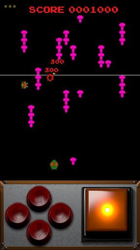 Code Triche Retro Centipede (Astuce) APK MOD screenshots 5