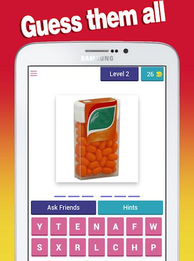 Candy Quiz - Guess Sweets, chocolates and candies 8.8.3z screenshots 11