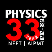 PHYSICS - 33 YEAR NEET PAST PAPER WITH SOLUTION