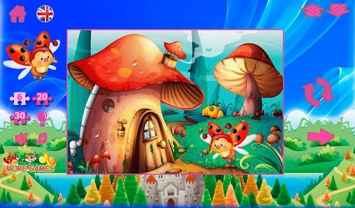 Puzzles from fairy tales screenshots 4