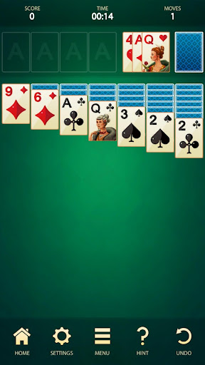 Royal Solitaire Free: Solitaire Games  screenshots 1
