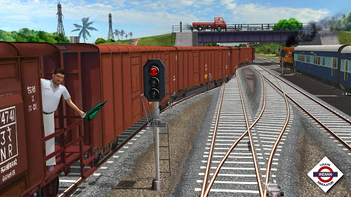 Indian Train Simulator  screenshots 6