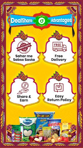 DealShare - Online Grocery Shopping & Delivery App apktram screenshots 3
