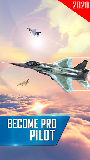 City Flight Airplane Pilot - New Fly Plane Games  Screenshots 13