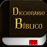 Spanish Bible Dictionary  Icon