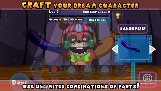 Animatronic Jumpscare Factory 5.6.1 MOD for Android 1