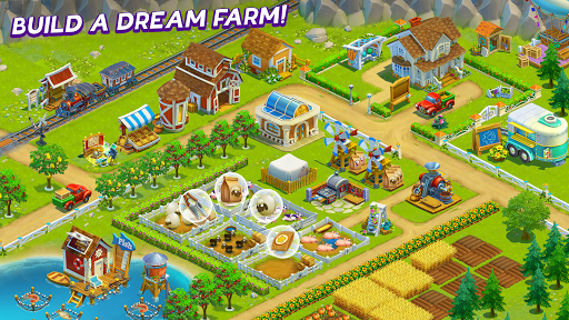 Golden Farm : Idle Farming & Adventure Game Apk 1