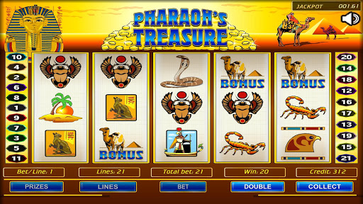 Pharaoh's Treasure 1.07 screenshots 6