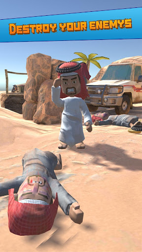 Arabian Standoff 1.7 screenshots 7
