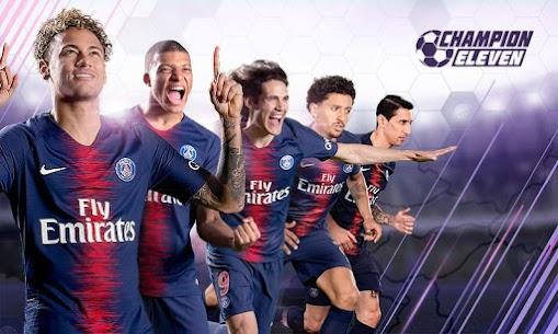 Champion Eleven Apk Download 2021 1