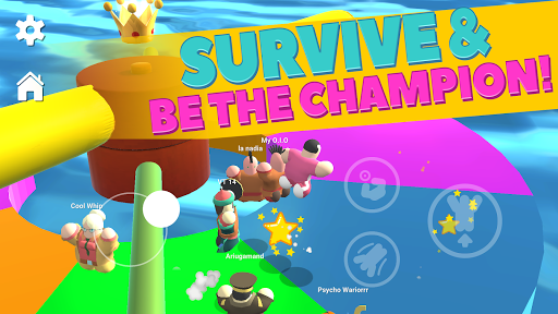 Fall Beans Extreme Knockdown Beta  screenshots 21