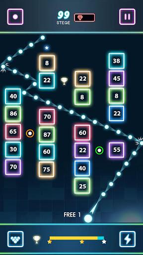 Balls vs Blocks : Bricks Breaker Throw screenshots 3