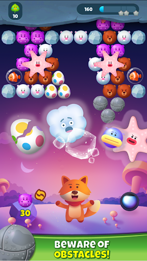 Bubble Shooter Pop Mania apkpoly screenshots 3