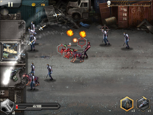 Code Triche Defender Z APK Mod screenshots 1