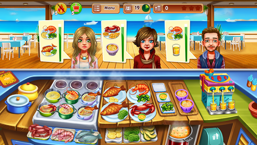 Cooking Fest : The Best Restaurant & Cooking Games 1.44 screenshots 8