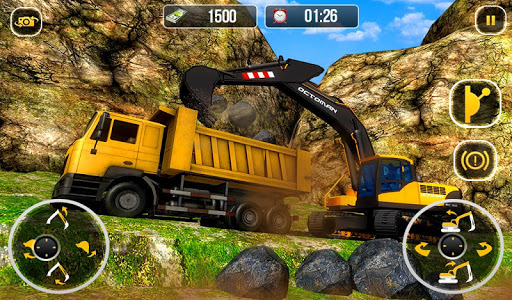 Heavy Excavator Crane - City Construction Sim 2020 1.1.3 screenshots 15