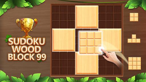 Sudoku Wood Block 99 apktram screenshots 17