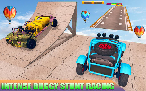 Superhero Buggy GT Mega Ramp Stunts Free 1.1 Screenshots 7