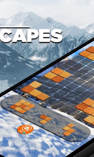 Blockscapes - Woody Puzzle screenshots 2