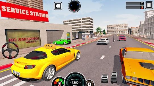 Grand Taxi Simulator : Modern Taxi Games 2021 4