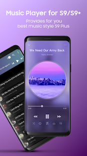 Music Player & Equalizer- Musical for Galaxy S9