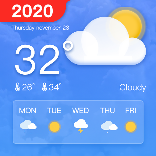 Live Weather Forecast: Accurate Weather For PC Windows (7, 8, 10 and 10x) & Mac Computer