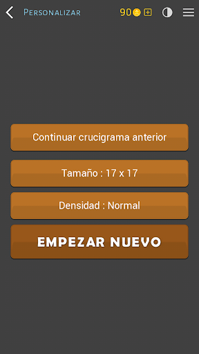 Crosswords - Spanish version (Crucigramas) 1.2.3 Screenshots 24