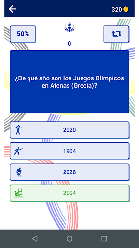 Tokyo 2020 Olympic Sports Trivial 1.9 screenshots 8