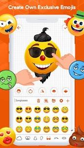 Emoji Keyboard – Emoji Maker, WASticker, Emoticons (PRO) 2.13 Apk 1