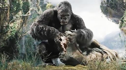Godzilla Games: King Kong Games  screenshots 3