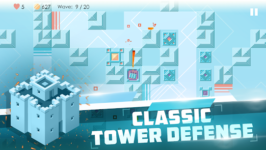 Mini TD 2: Relax Tower Defense Game 1